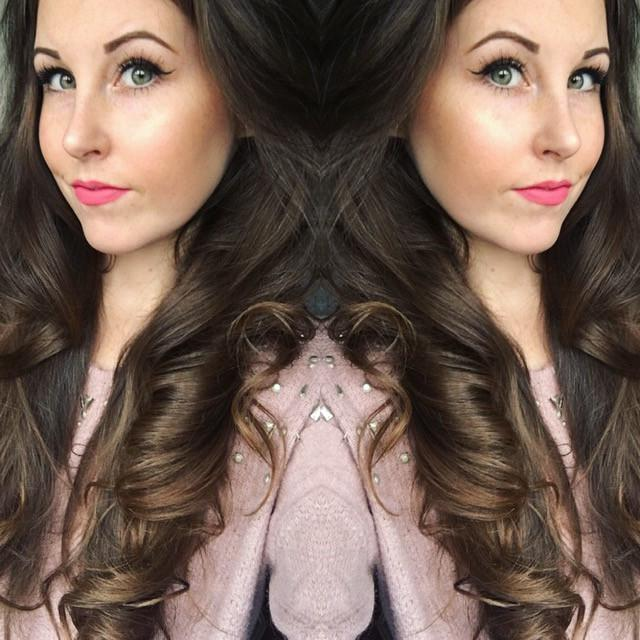 How To; Big, Bouncy, Heat-Free Curls