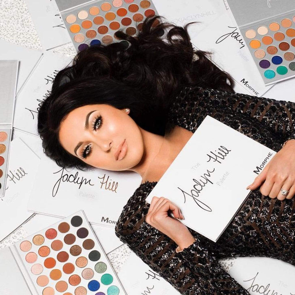 Jaclyn Hill X Morphe Palette is Finally Revealed!