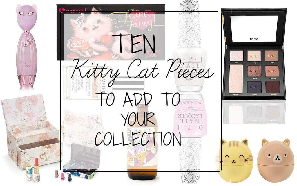 10 Kitty Cat Pieces to Add to Your Collection!