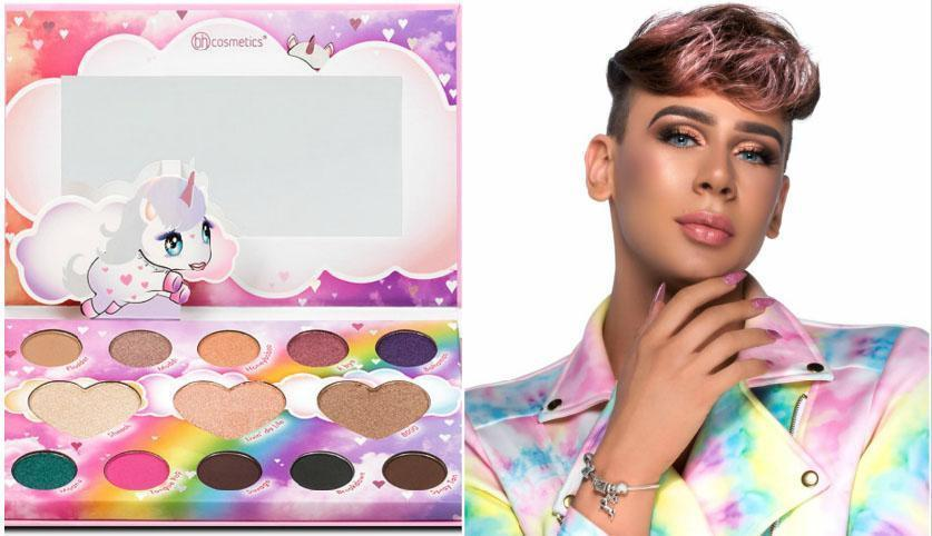 BH Cosmetics launches wearable unicorn palette!