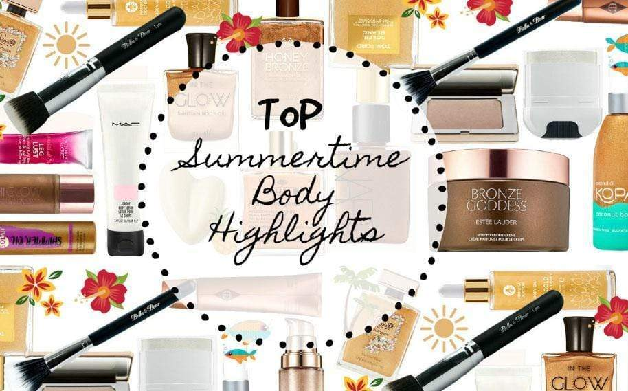 Body highlights to have you glowing this summer