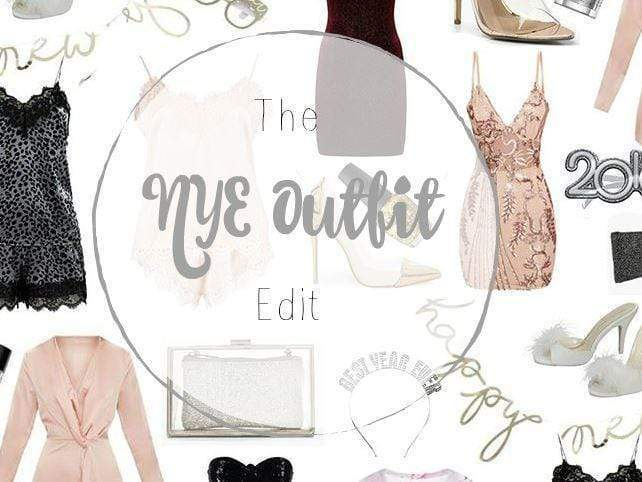 NYE outfit edit