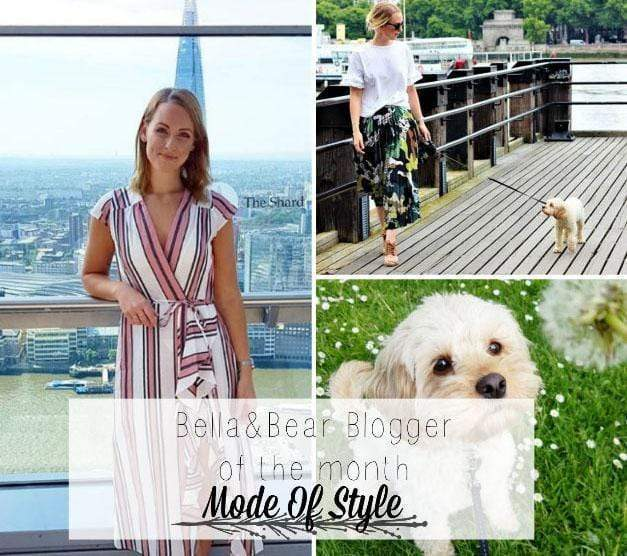 Blogger of the Month July - Mode of Style