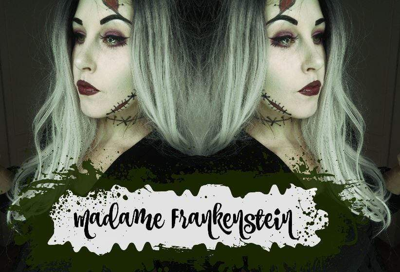 Madame Frankenstein Look