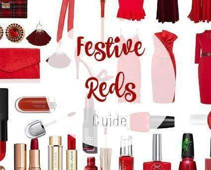 Festive Reds for your Christmas look!