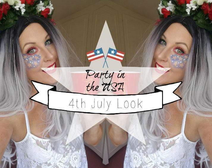 Party in the USA 4th July Look
