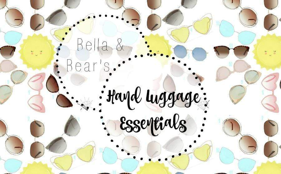 Hand Luggage Essentials