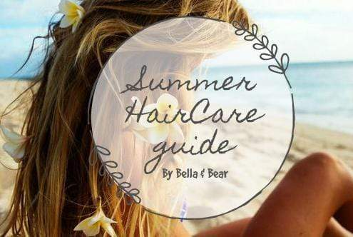Summer HairCare Guide