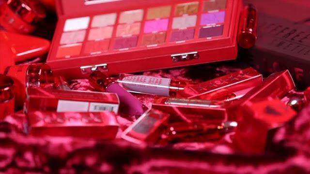 Jeffree Star drops his Valentines collection  ❤️