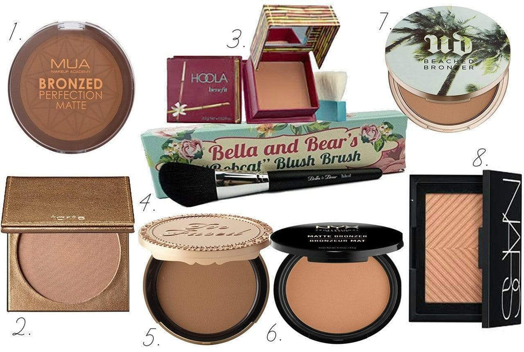 Bella&Bear Bronzer Guide