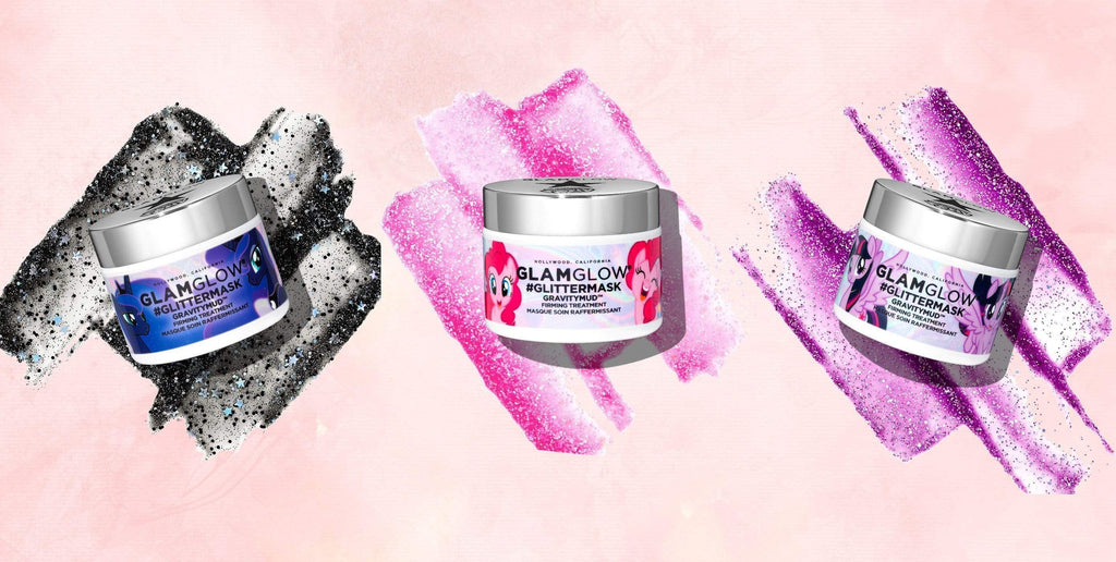 GlamGlow dazzle us with My Little Pony mask collection!