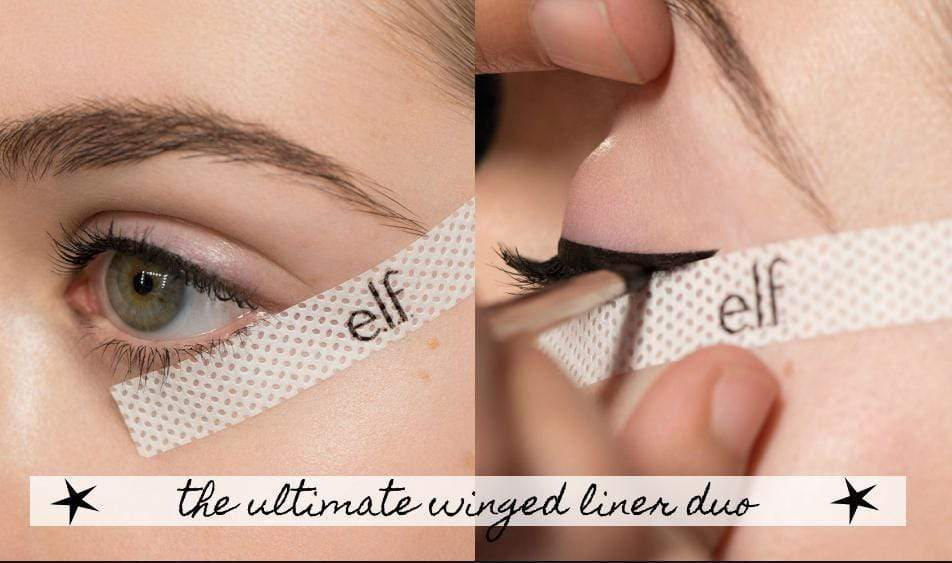 E.L.F's new eye tape is the perfect Bella&Bear Serval brush compliment!
