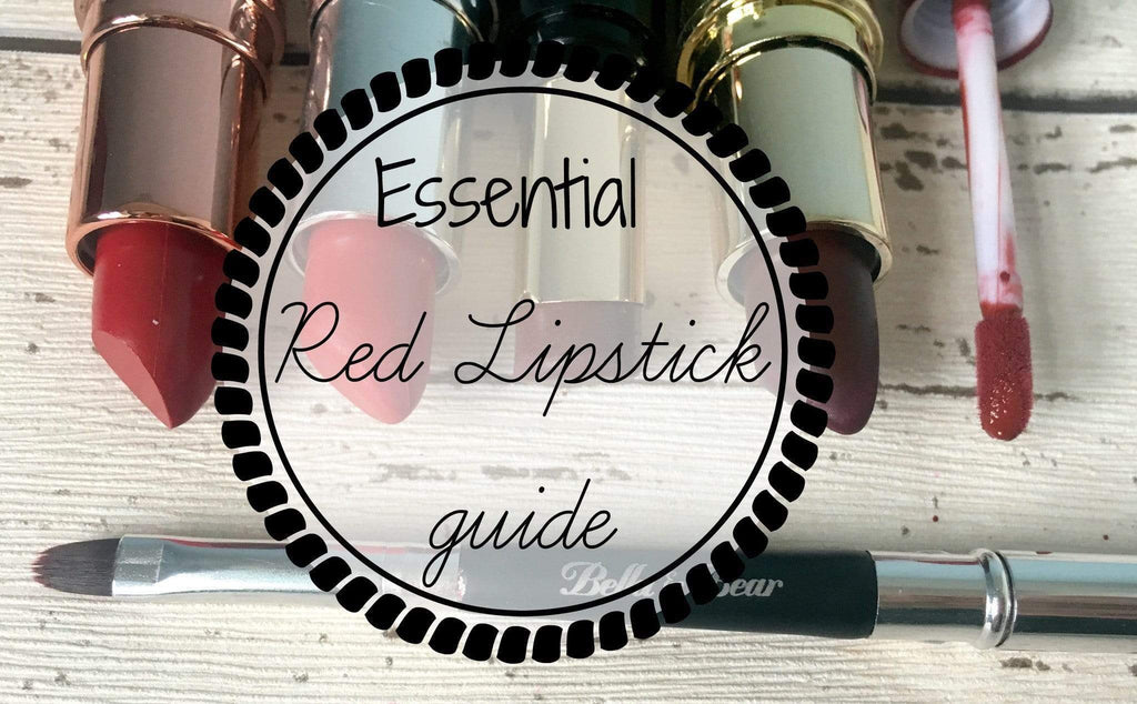 The Essential Red Lipstick Guide