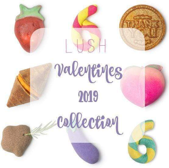 LUSH are heating up valentines with their cheeky 2019 collection