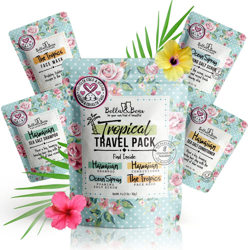 Travel Pack Free Sample (pay shipping only)