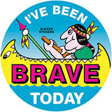 #002 I've Been Brave Today