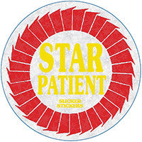 #007 Star Patient Metallic