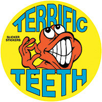 #011 Terrific Teeth
