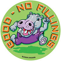 #016 Good - No Fillings