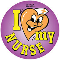 #038 I Love My Nurse