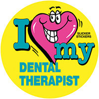 #039 I Love My Dental Therapist