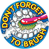 #064 Don't Forget To Brush