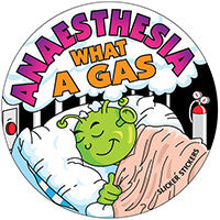 #069 Anaesthesia - What a Gas