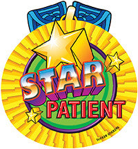 #070 Star Patient- Large