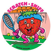 #953 Strawberry Scratch n Sniff Smelly