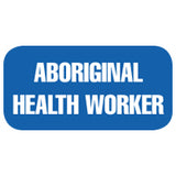 Aboriginal Health Worker
