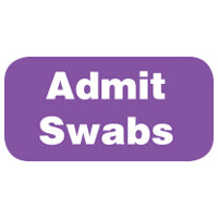 Admit Swabs