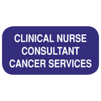 Clinical Nurse Consultant Cancer Service
