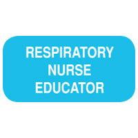 Respiratory Nurse Educator