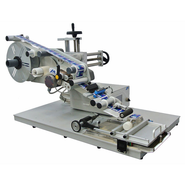 Almatic-E-Flat Eliptical Semi-automatic Labeller