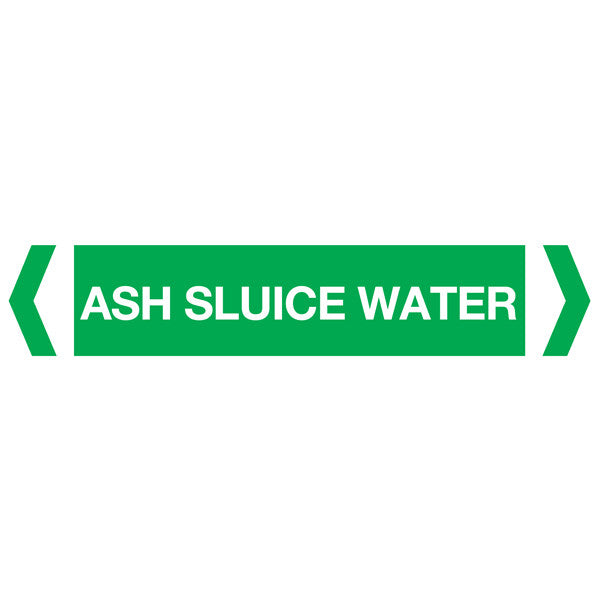 Ash Sluice Water labels