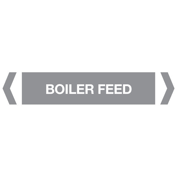 Boiler Feed labels