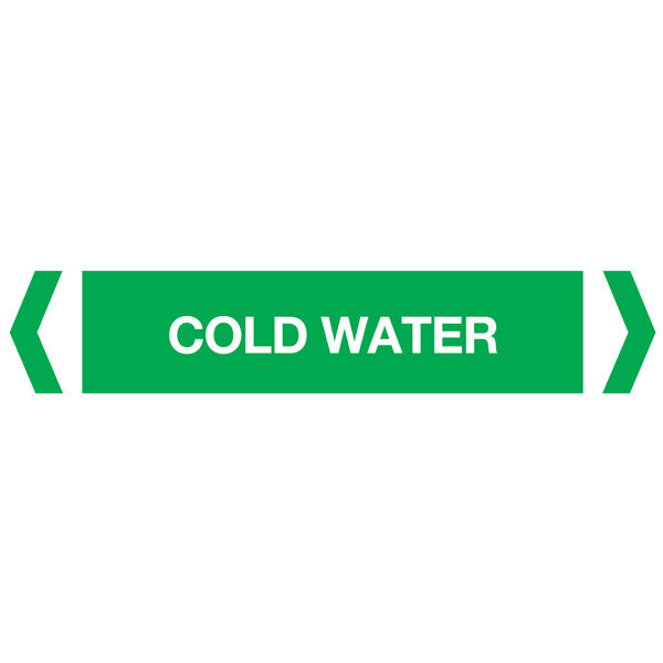 Cold Water labels
