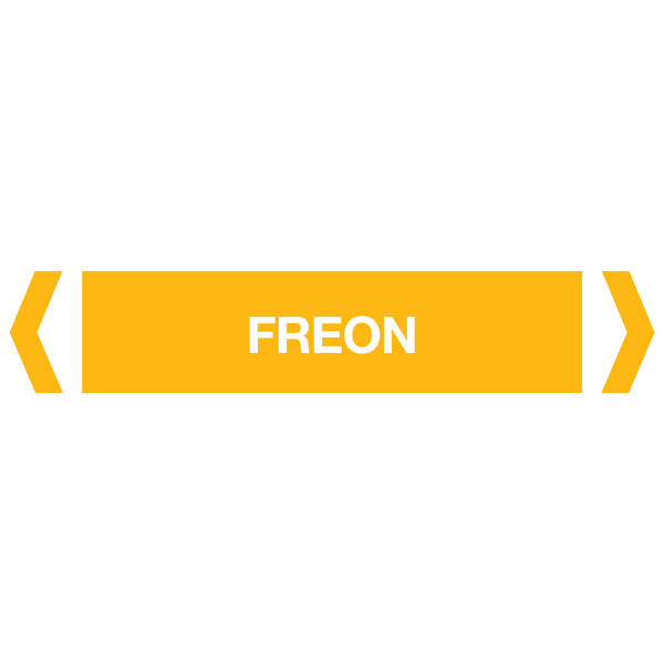 Freon labels