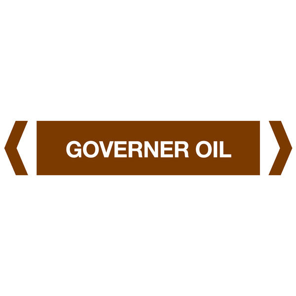 Governer Oil labels
