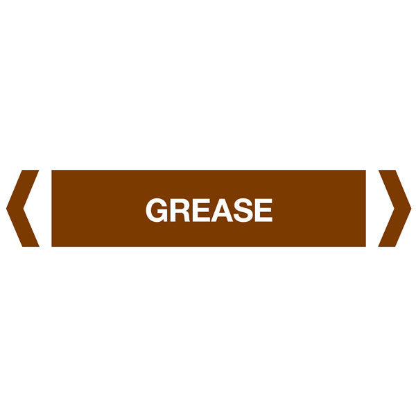 Grease labels