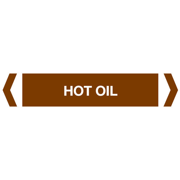 Hot Oil labels