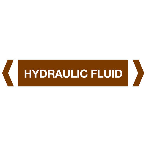 Hydraulic Fluid labels