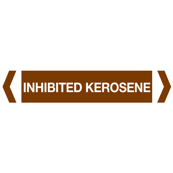 Inhibited Kerosene labels