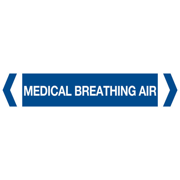 Medical Breathing Air labels
