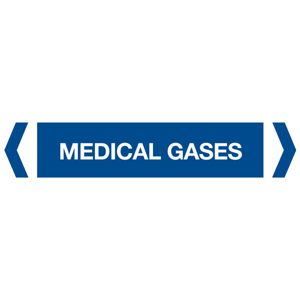 Medical Gases labels