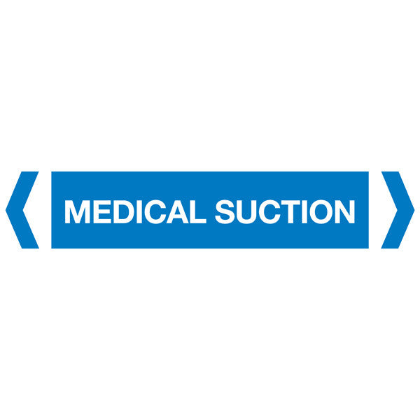 Medical Suction labels