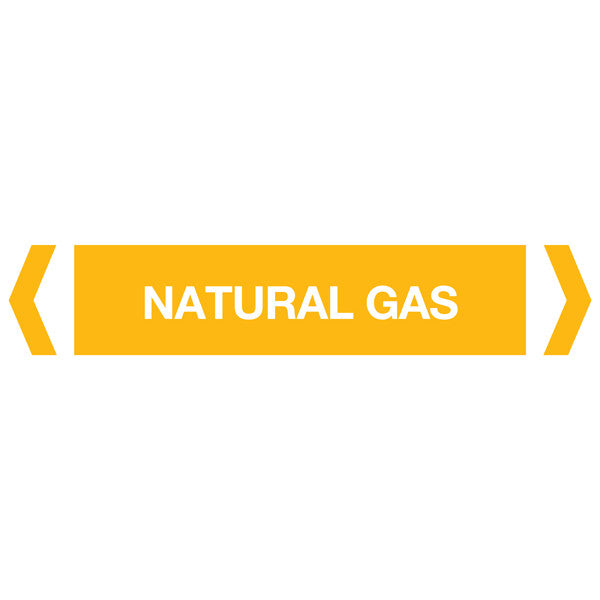 Natural Gas labels
