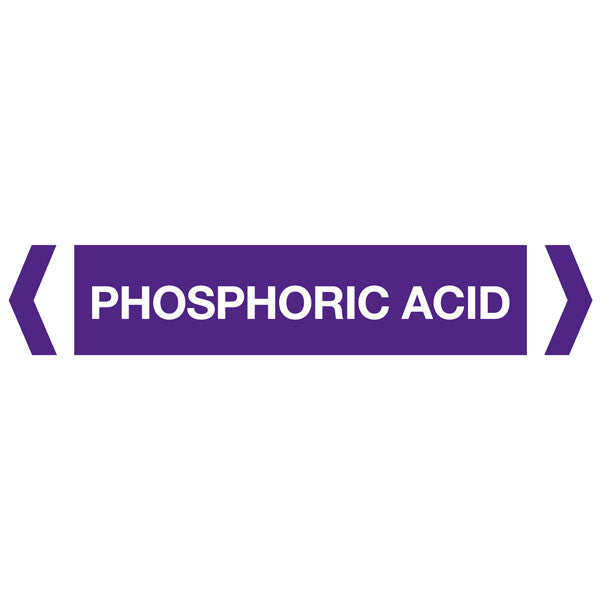 Phosphoric Acid labels