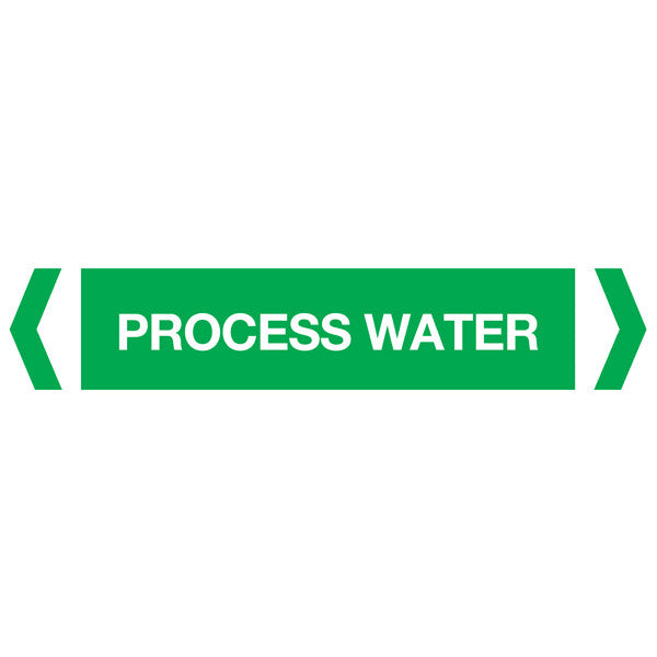 Process Water labels