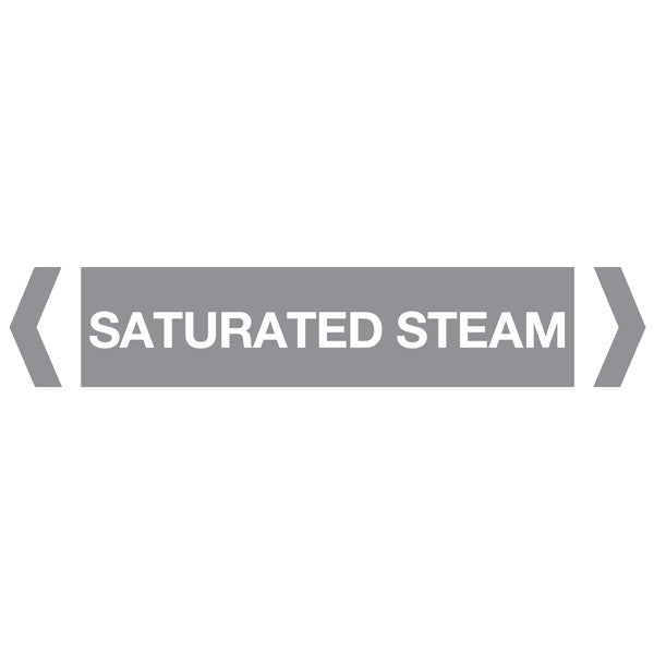 Saturated Steam labels